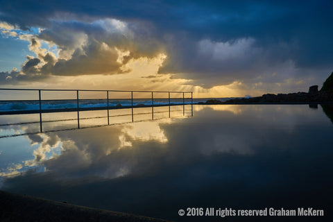 Dawn Mirror, Central Coast NSW