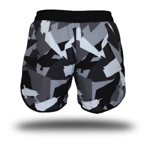 Mens Freemove v2 grey camo back