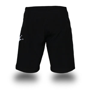 Box2Beach Shorts black back