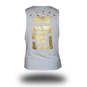 mens unlimited muscle white back