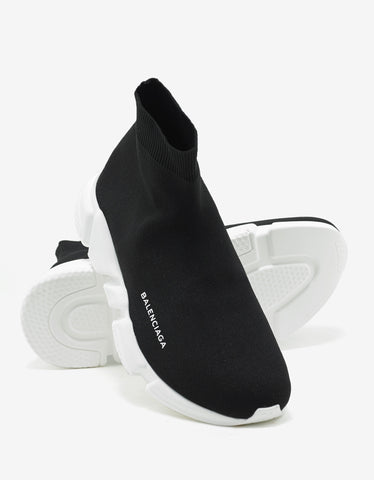 Balenciaga Sneakers Womens Black