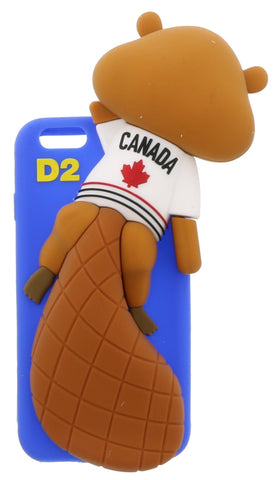 DSQUARED2 squirrel chewing iPhone 6 case
