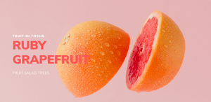 Ruby Grapefruit grows in all Australian climates and on your Fruit Salad Tree!