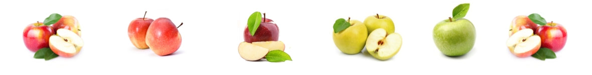 Apple Fruit Salad Trees grow different varieties of red, green and yellow apples