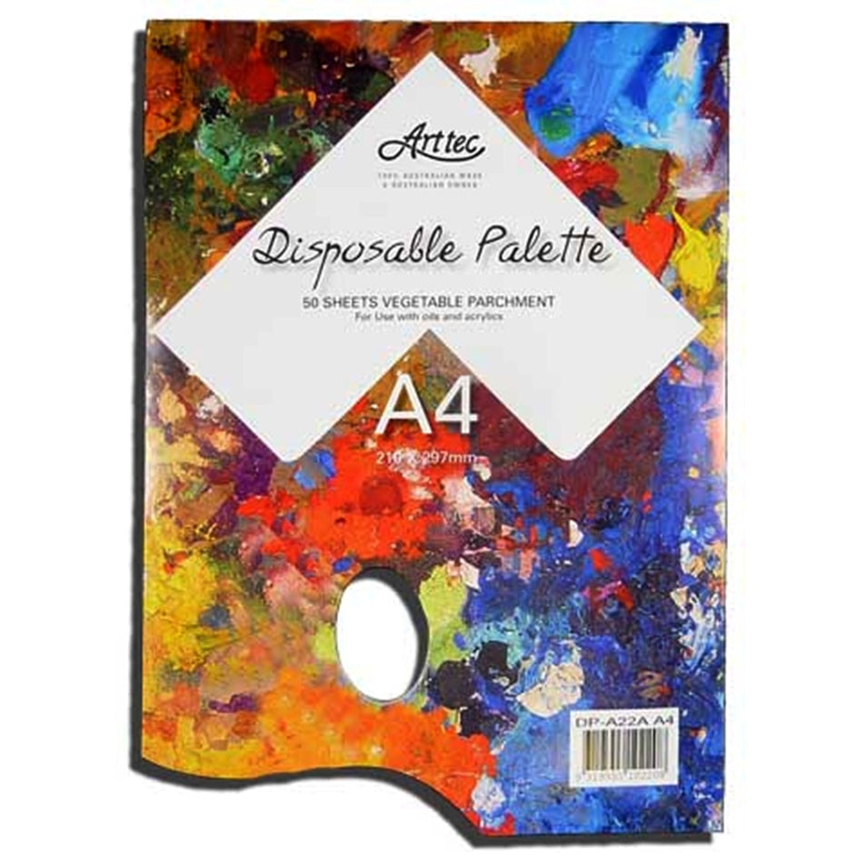 Artec Disposable Palette