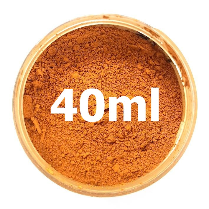 Wallace Seymour : Dry Pigments : 40ml : French Ochres : Roussillon