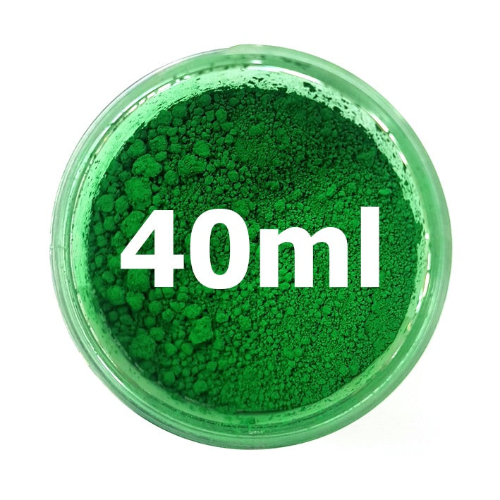 Wallace Seymour : Dry Pigments : 40ml : Greens