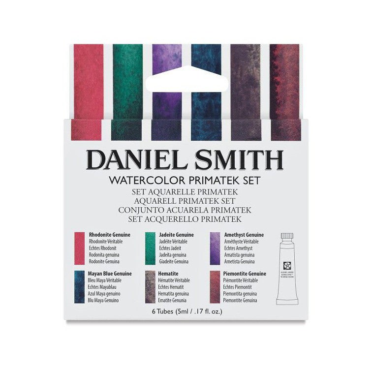 Daniel Smith : PrimaTek Watercolor / Set of 6 : 5ml Tubes