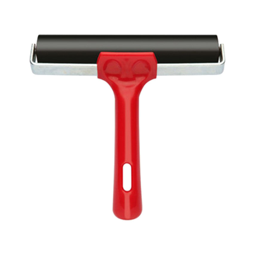 Esdee : Brayer : Hard Roller / Red Handle