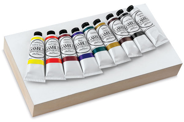 Gamblin Artist's Oil Colour : 37ml