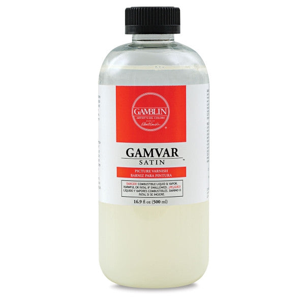 Gamblin : Gamvar Varnish