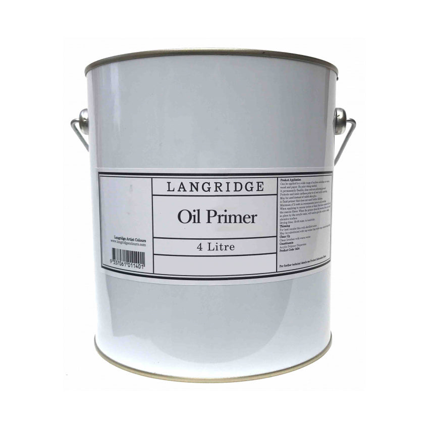 Langridge : Oil Primer