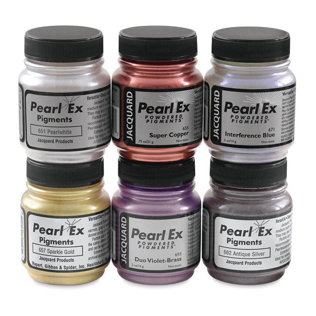 Jacquard Pearl Ex Powdered Pigment - 21gm