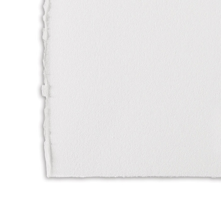 Magnani : Revere Printmaking Paper : Silk / Smooth : Polar White : 250gsm : 56x76cm : 5 Sheets