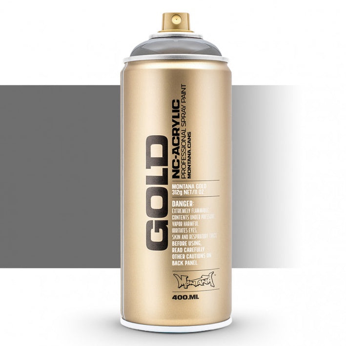 Montana Gold : Acrylic Spray Paint : 400ml : Transparent