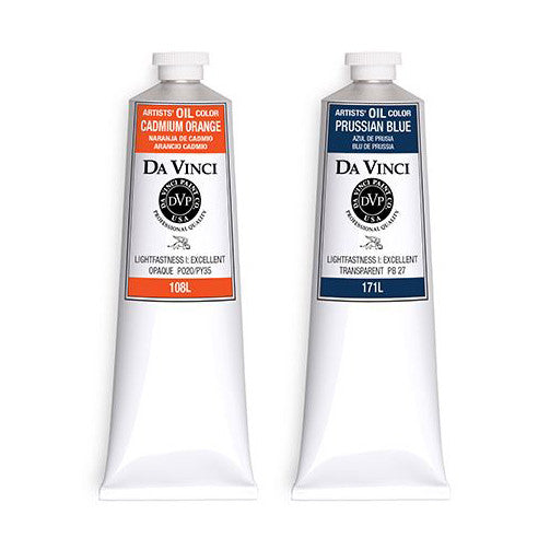Da Vinci : Professional Oil Paint : 150ml