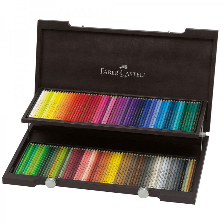 Faber Castell Polychromos Pencil Set : Wooden