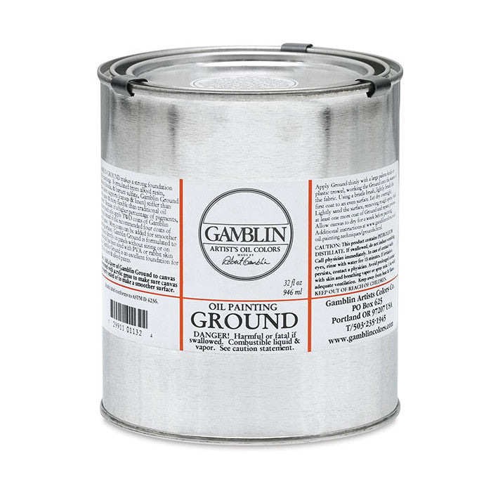 Gamblin : Oil Painting Ground