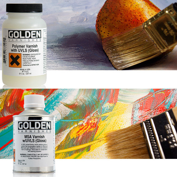Golden : Varnish & Topcoats