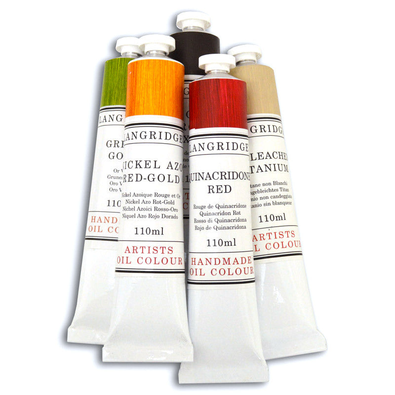 Langridge : Handmade Oil Colours : 110ml