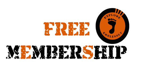 Free Social Club Membership - Take That Outside