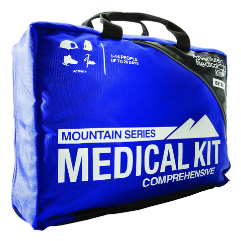 Adventure Medical Mountain Series Medical Kit Comprehensive - Take That Outside