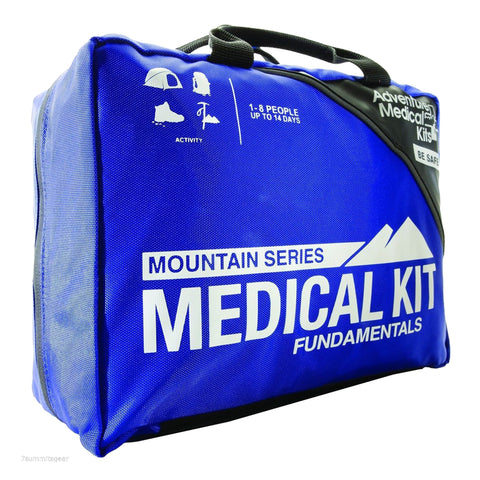 Adventure Medical Mountain Series Medical Kit Fundamentals - Take That Outside