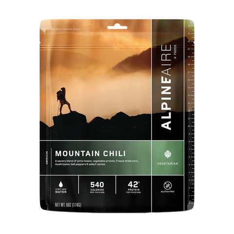 Alpine Aire Foods Mountain Chili - Take That Outside