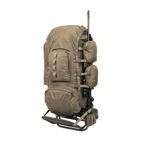 Alps Mountaineering Outdoor Z Commander + Pack Bag - Take That Outside