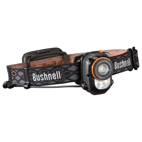 Bushnell Rubicon Headlamp 3AA, Small, Red Halo, Optics - Take That Outside