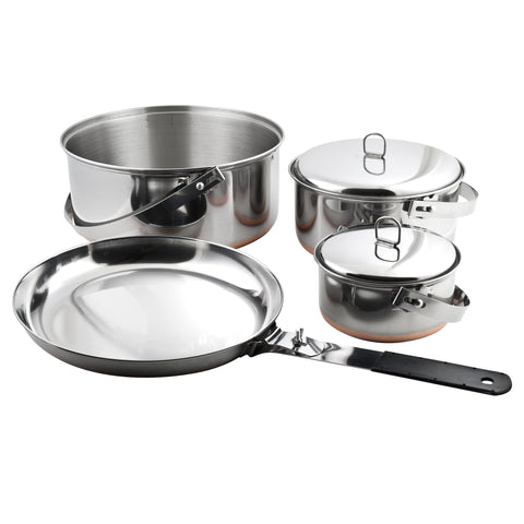 Chinook Ridgeline Camp Cookset - Take That Outside
