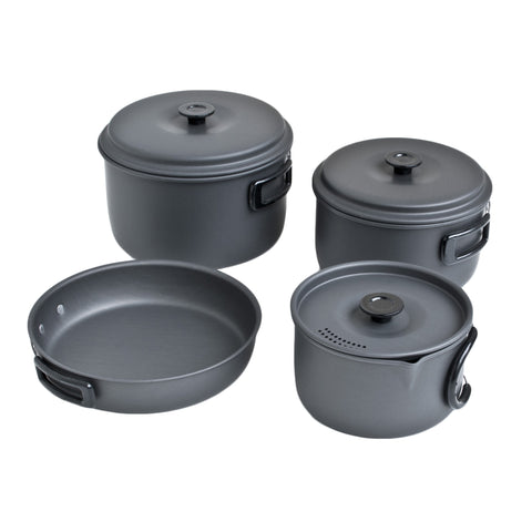 Chinook Trekker 7-Piece Cookset - Take That Outside