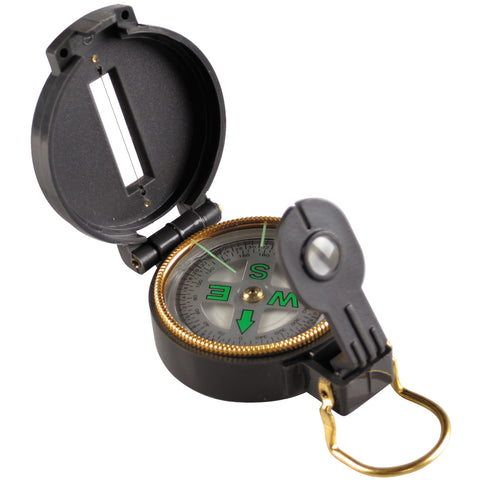Coleman Compass Lensatic - Take That Outside