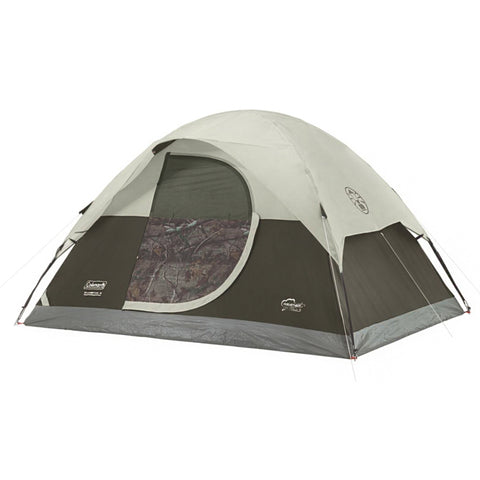 Coleman Tent Rt Camo 4 Person Dome - Take That Outside
