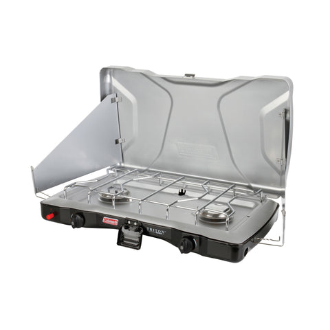 Coleman Stove Ppn 2-burner Triton Ei C002 - Take That Outside