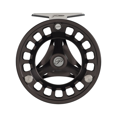 Pflueger Patriarch Fly Reel, Disc Drag - Take That Outside