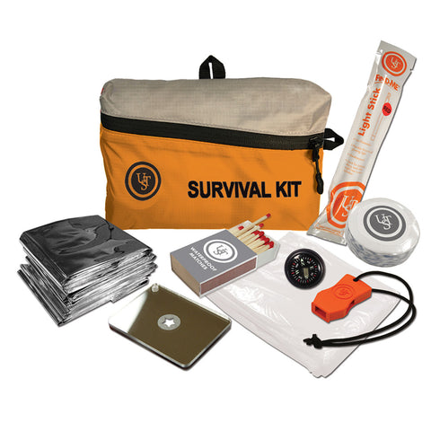 Ultimate Survival Technologies Feather Lite Survival Kit - Take That Outside