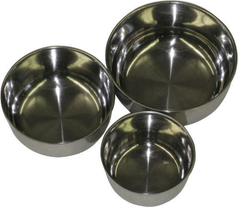 stainless steel bowl 4in     12