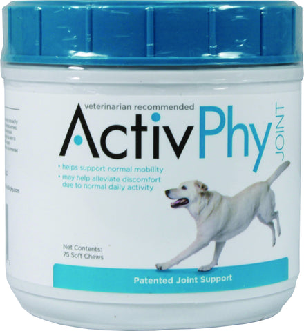 activphy joint chews 75ct     6