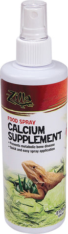 calcium supplement spray 8oz 12