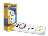 Analog Power Center 24-hr Timer