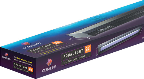 Aqualight T5 Double Lamp Fixture