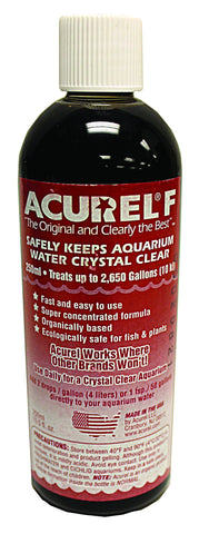 acurel f water clarifr 250ml