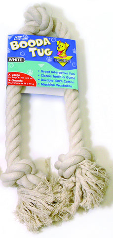 3 Knot Rope Tug Dog Toy