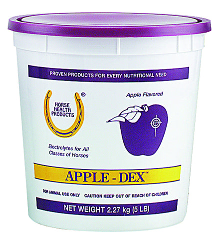 Apple Dex Electrolytes For Horses