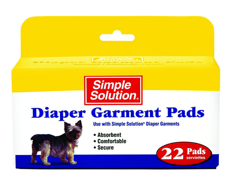 Simple Solution Disposable Diaper Liners For Dogs