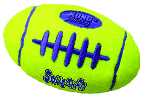 Airdog Squeaker Football Dog Toy