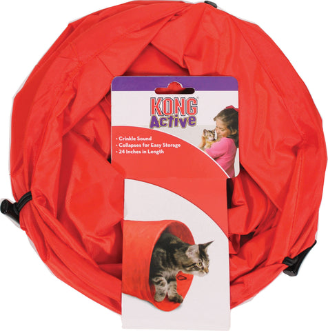 active cat tunnel 24in red   24