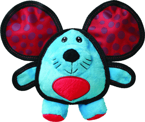 Ballistic Ears Mouse Dog Toy