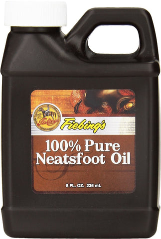 neatsfoot oil pure 8 oz      12